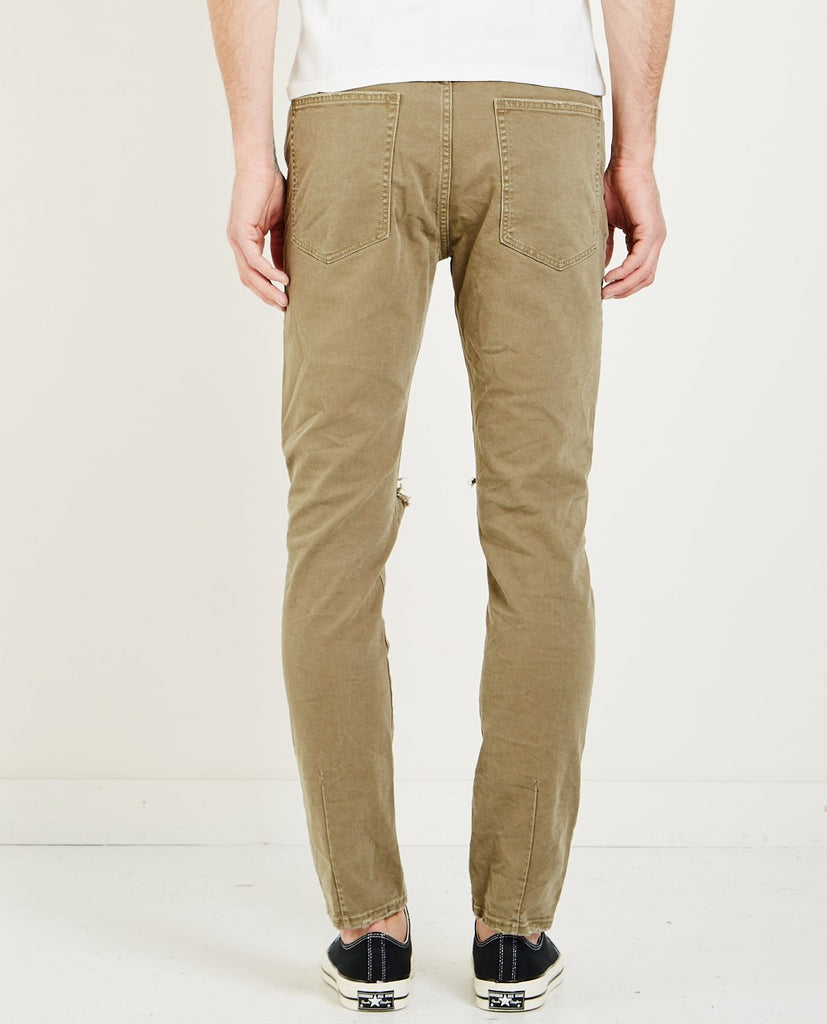 RAY TAPERED JEAN BUSTED MILITARY-NEUW-American Rag Cie