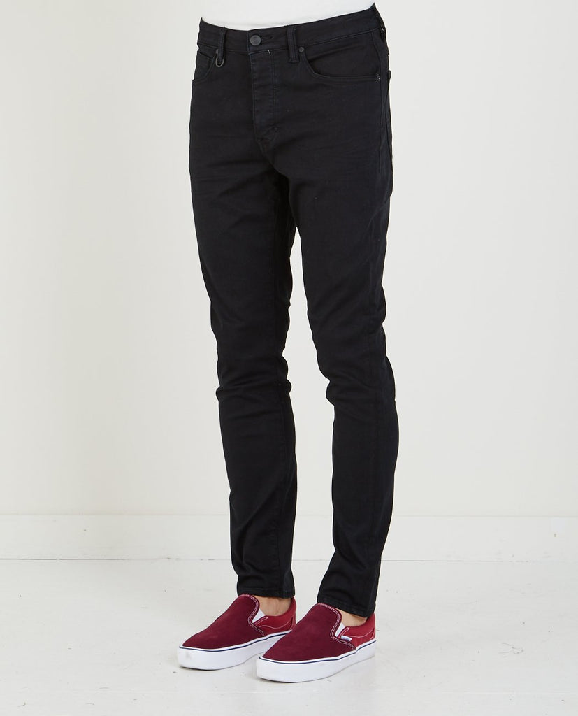 RAY TAPERED JEAN NORTHERN BLACK-NEUW-American Rag Cie