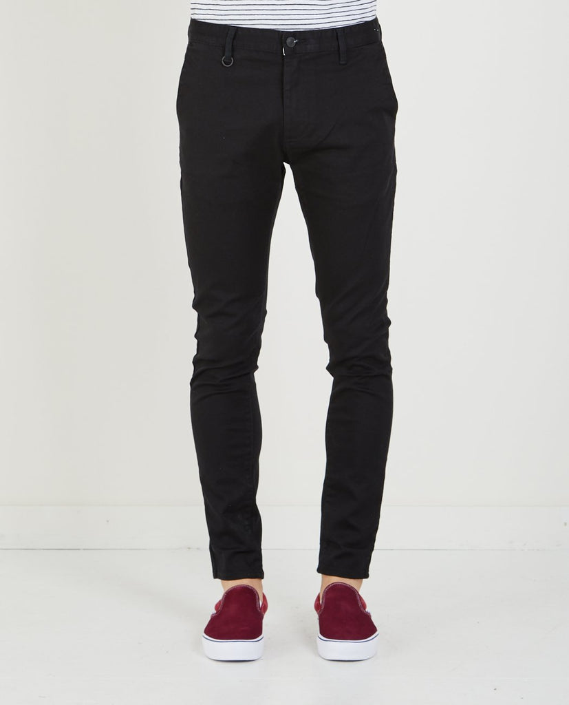 NEUW REBEL PANT BLACK