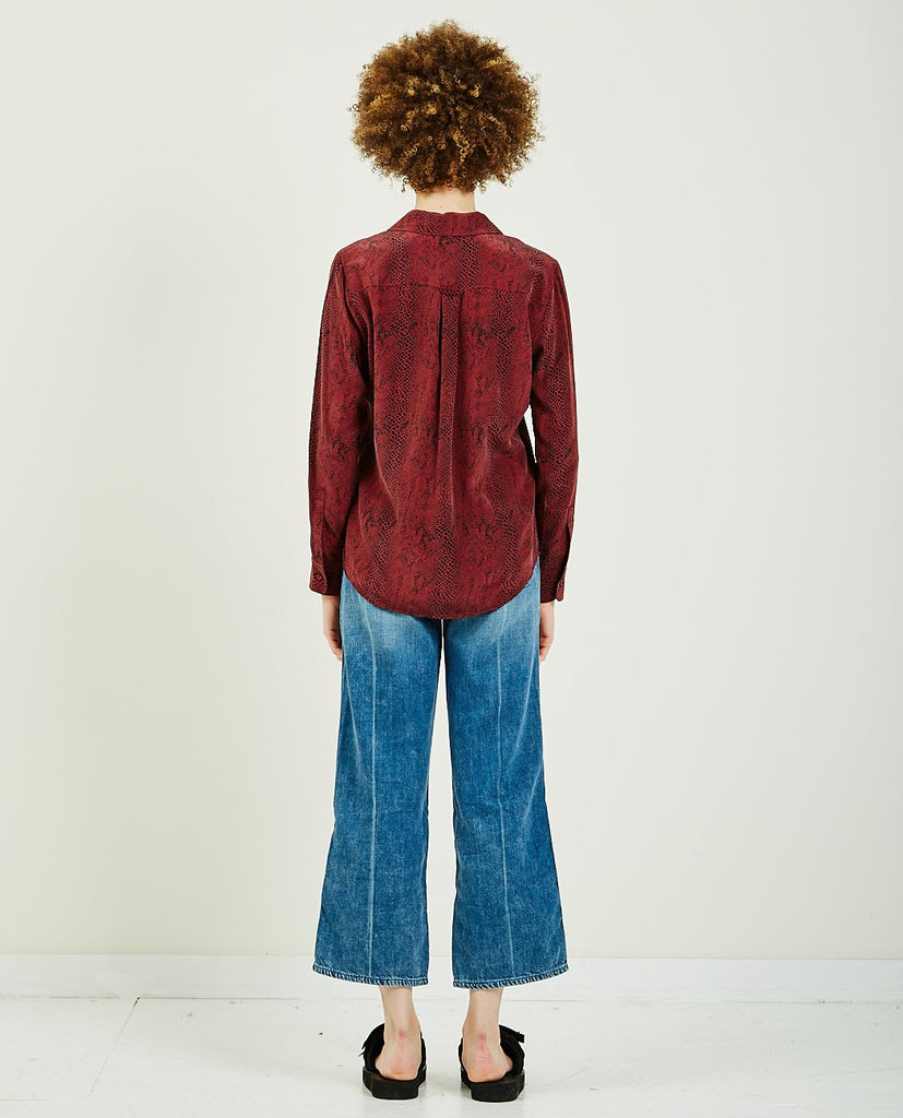 RAILS-Rebel Red Python-Blouses-{option1]