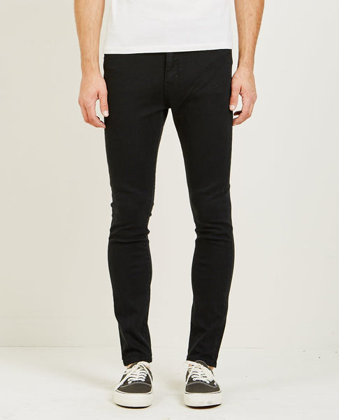 NEUW REBEL SKINNY JEAN ETERNAL BLACK