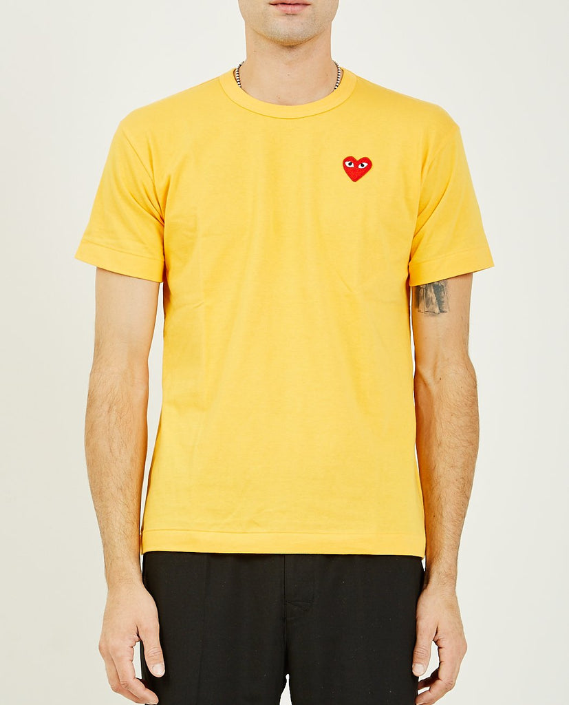 RED HEART PLAY TEE-COMME DES GARÇONS PLAY-American Rag Cie
