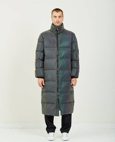 DAILY PAPER REFLECTIVE GADUF PUFFER COAT
