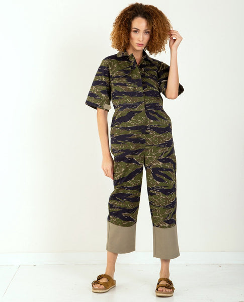 W'MENSWEAR Research Coverall
