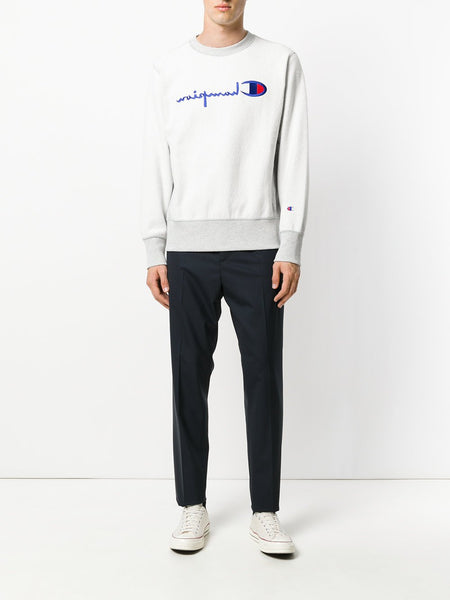 CHAMPION REVERSED CREWNECK SWEATSHIRT