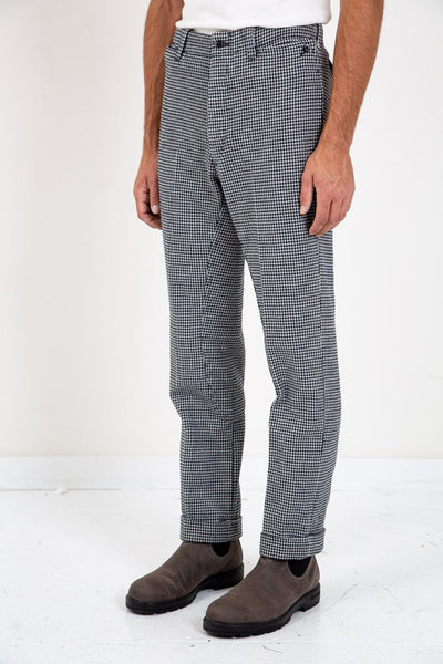 LEVI'S VINTAGE CLOTHING Riders Pants Dogtooth