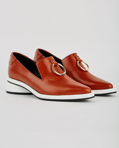 REIKE NEN RING SQUARE LOAFER