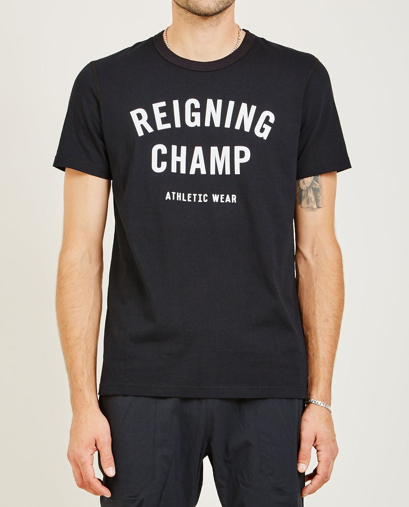 REIGNING CHAMP-RINGSPUN JERSEY GYM LOGO TEE-Men Tees + Tanks-{option1]