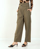 GANNI-Ripstop Cotton Pant-Women Pants-{option1]