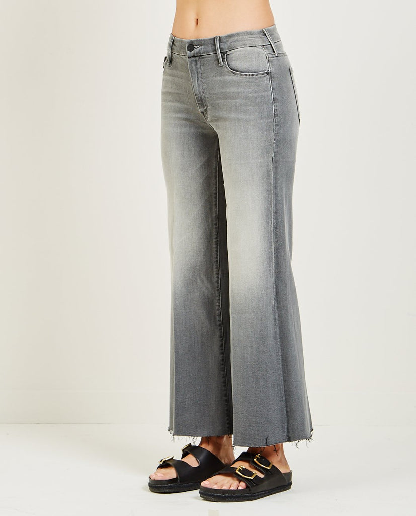 ROLLER ANKLE FRAY JEAN SUPERMOON-MOTHER-American Rag Cie