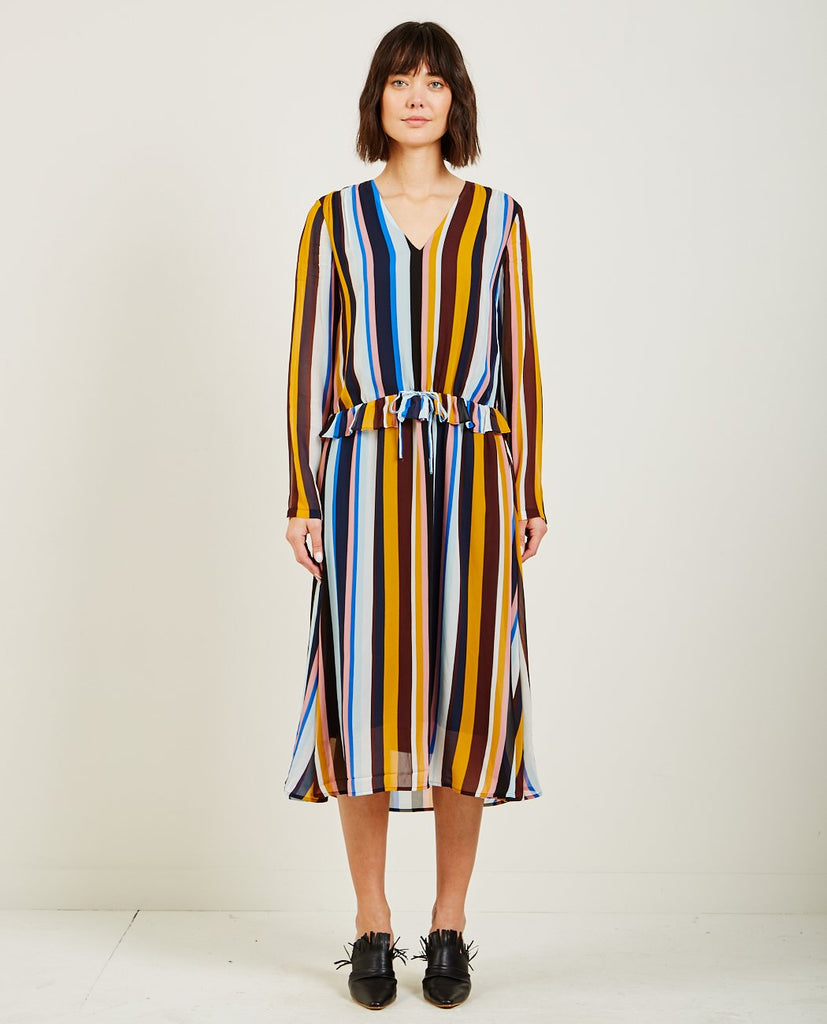 ROMAIN DRESS-JUST FEMALE-American Rag Cie