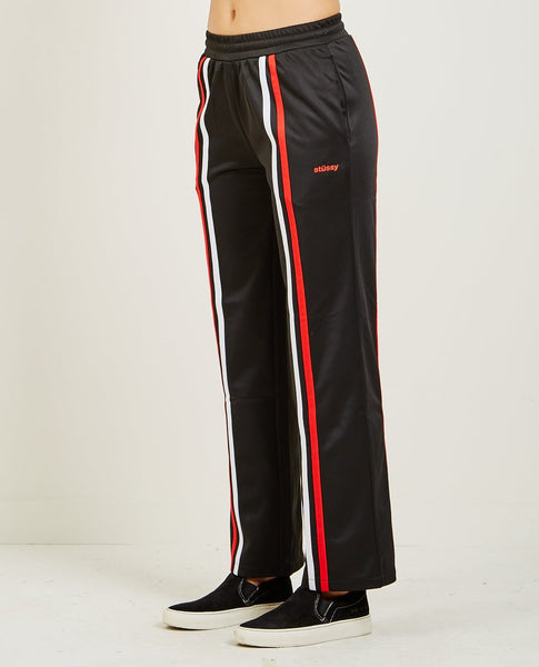 STUSSY RORY STRIPED TRACK PANT