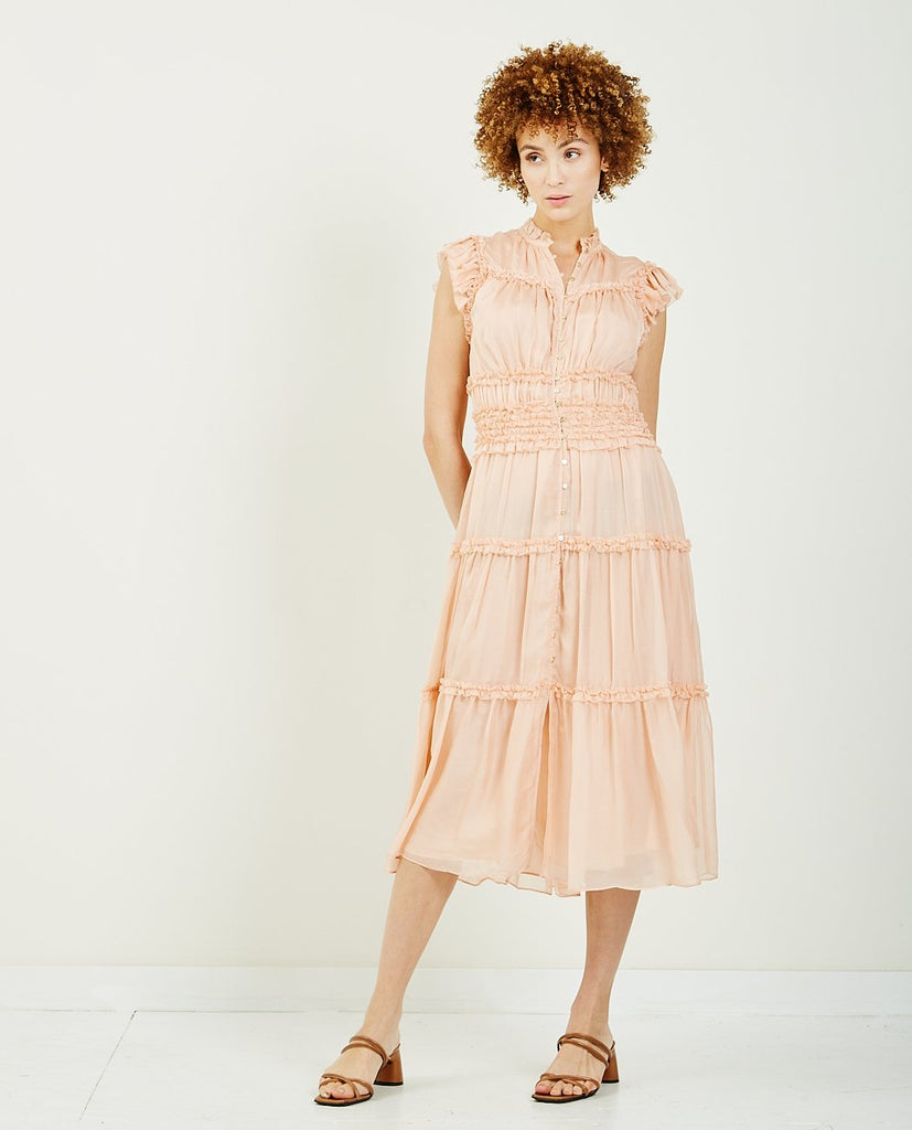 Rosalind Dress-ULLA JOHNSON-American Rag Cie