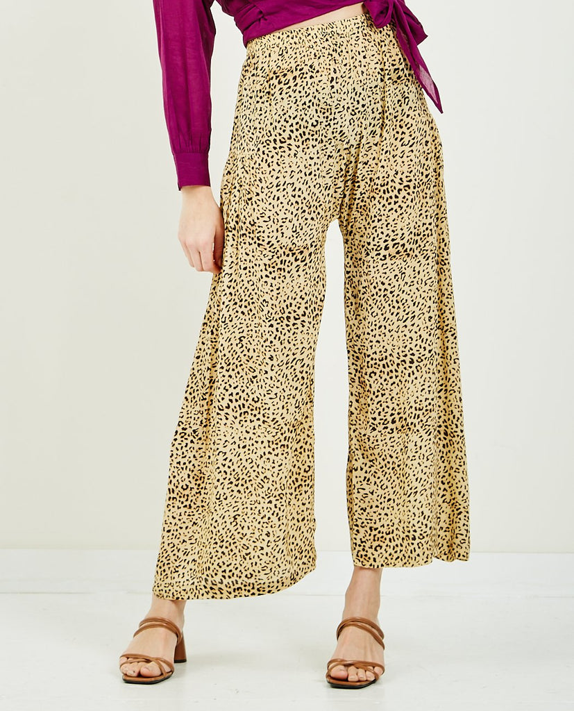 MES DEMOISELLES-Rosario Printed Pants-Women Pants-{option1]
