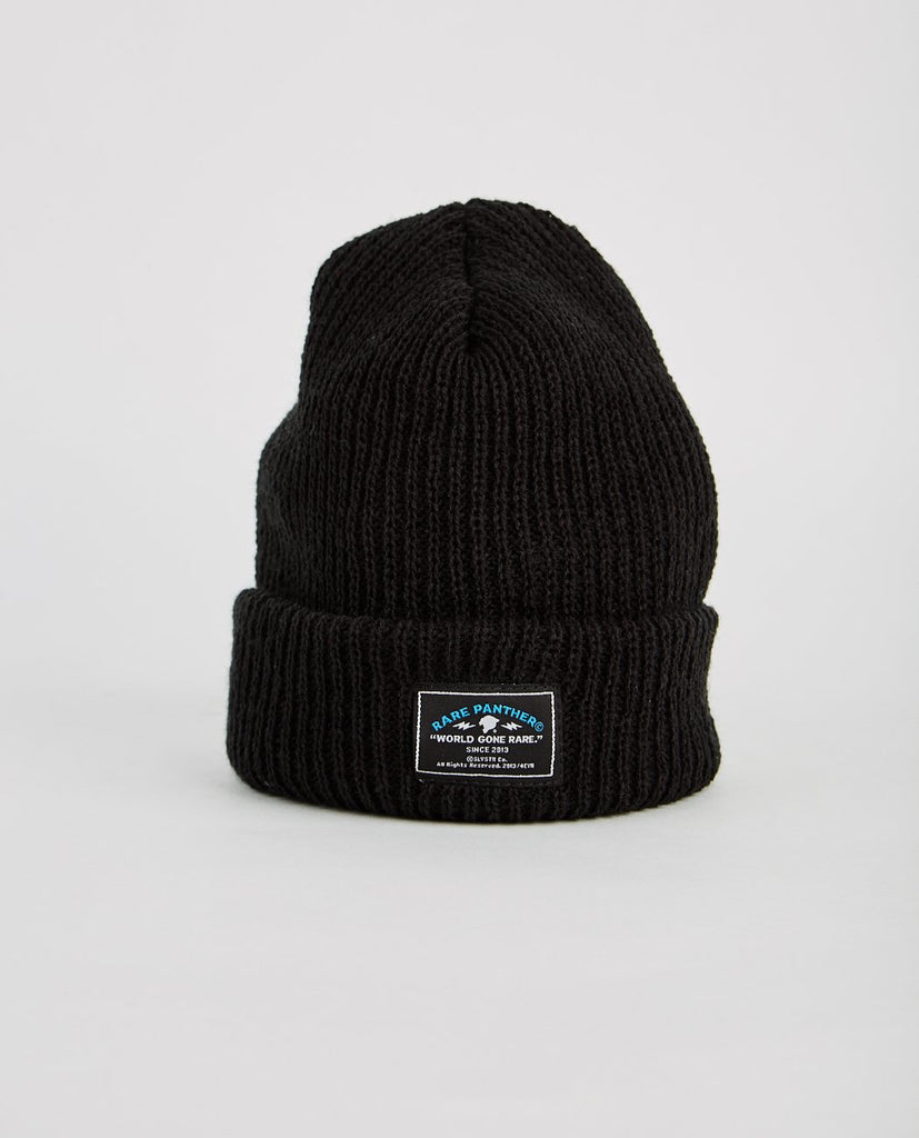 RARE PANTHER-RP BEANIE-Men Hats-{option1]