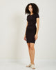 Ruched Dress-AR321-American Rag Cie