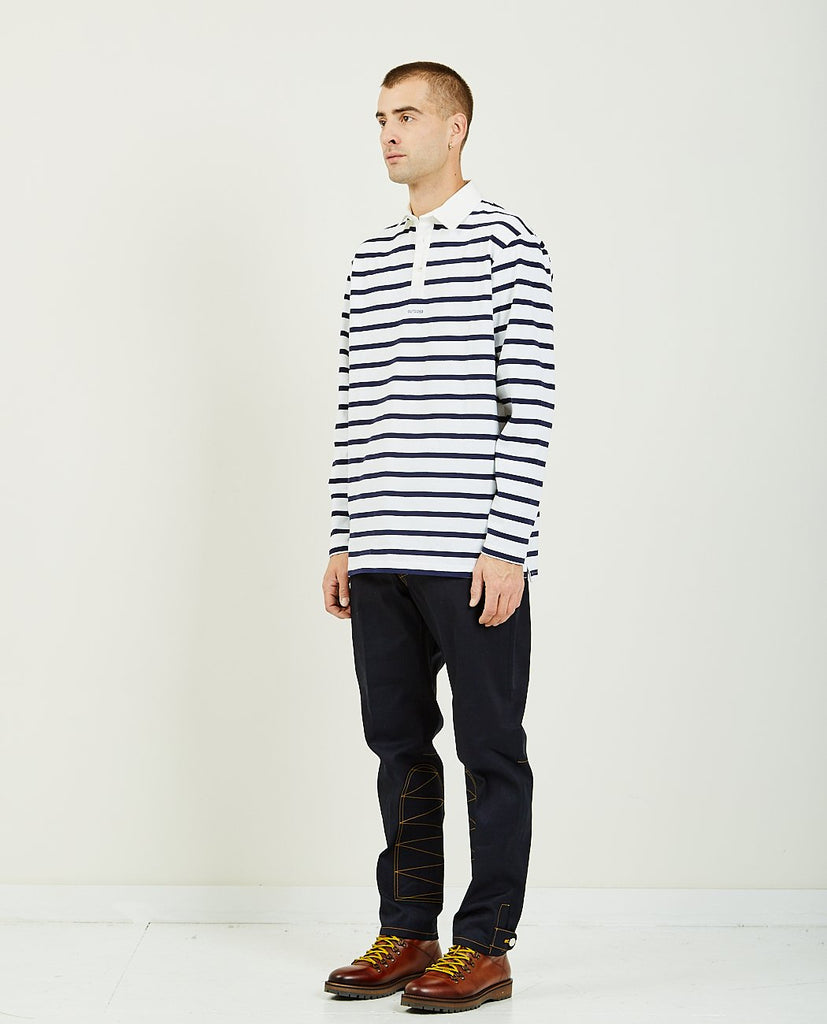 BAND OF OUTSIDERS-Rugby Polo Shirt-Men Shirts-{option1]