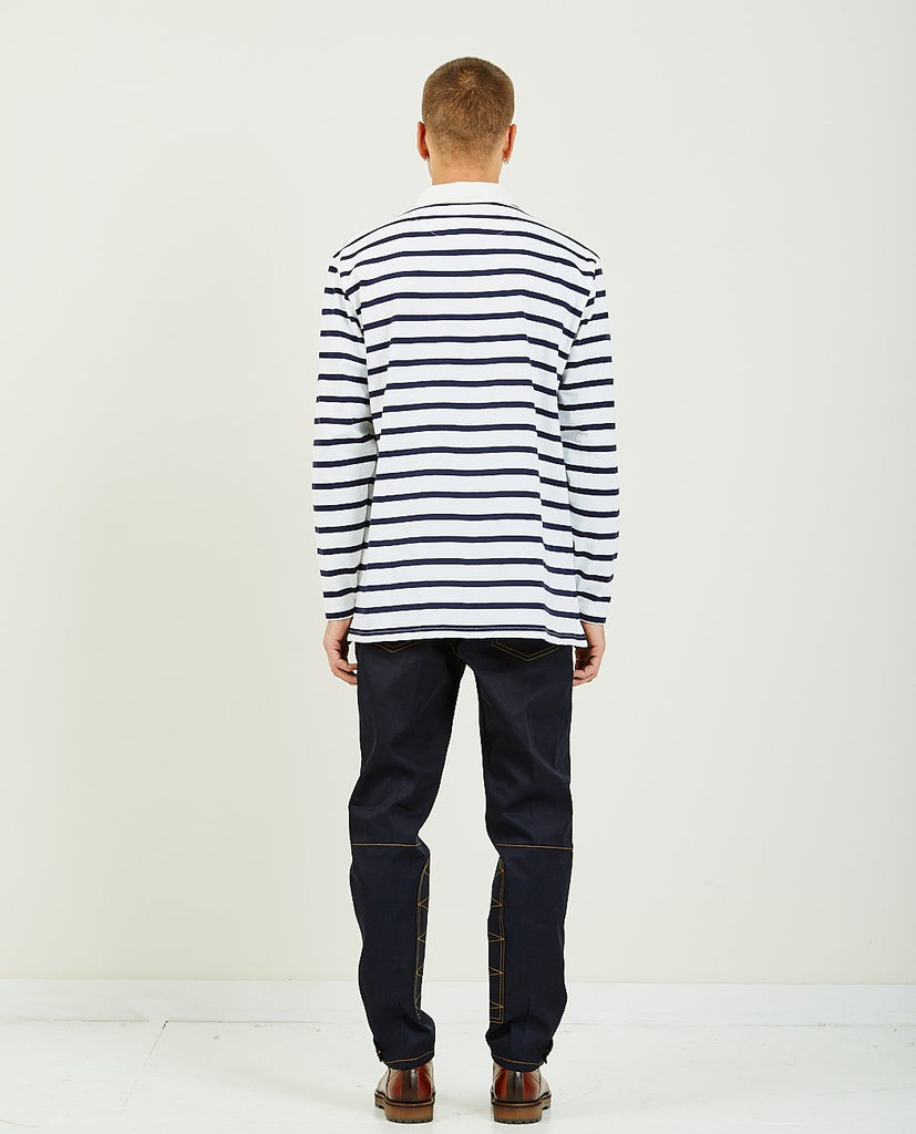 RUGBY POLO SHIRT-BAND OF OUTSIDERS-American Rag Cie