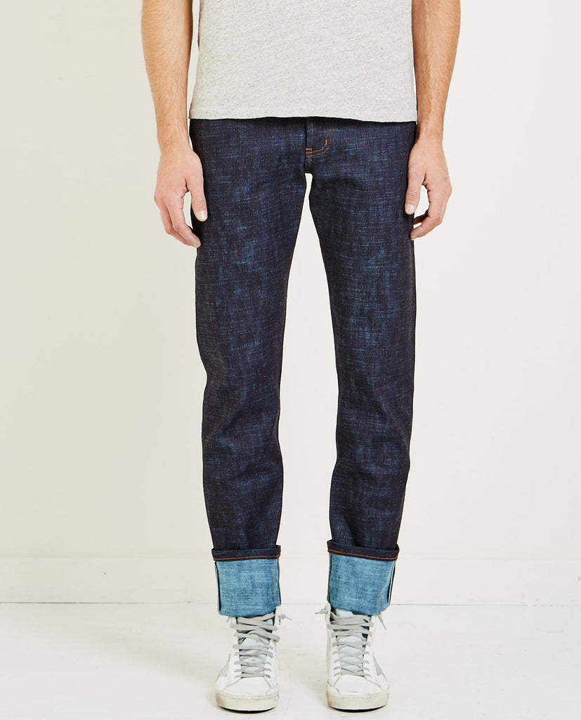 NAKED & FAMOUS RYU HADOKEN SELVEDGE WEIRD GUY
