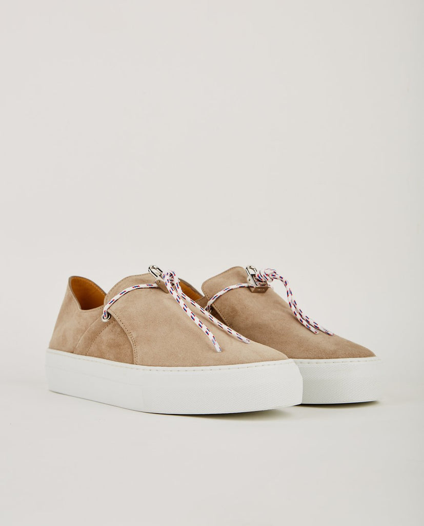 BUSCEMI-SABOT CAMPO FOG-Men Sneakers + Trainers-{option1]