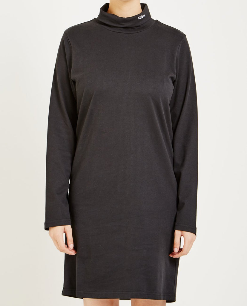 SADIE TURTLENECK DRESS-STUSSY-American Rag Cie
