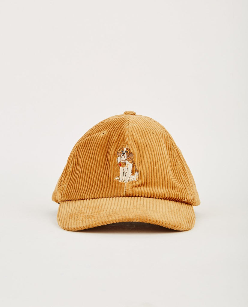 MAISON LABICHE-SAINT BERNARD CLASSIC CAP-Women Hats & Scarves-{option1]
