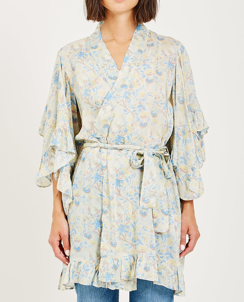 MES DEMOISELLES-SALLY MULTI PRINTED KIMONO-Women Coats + Jackets-{option1]
