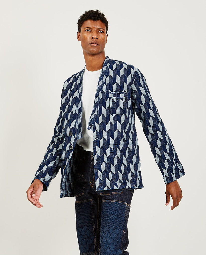 GRAPH ZERO-Samue Dark Indigo-Men Coats + Jackets-{option1]