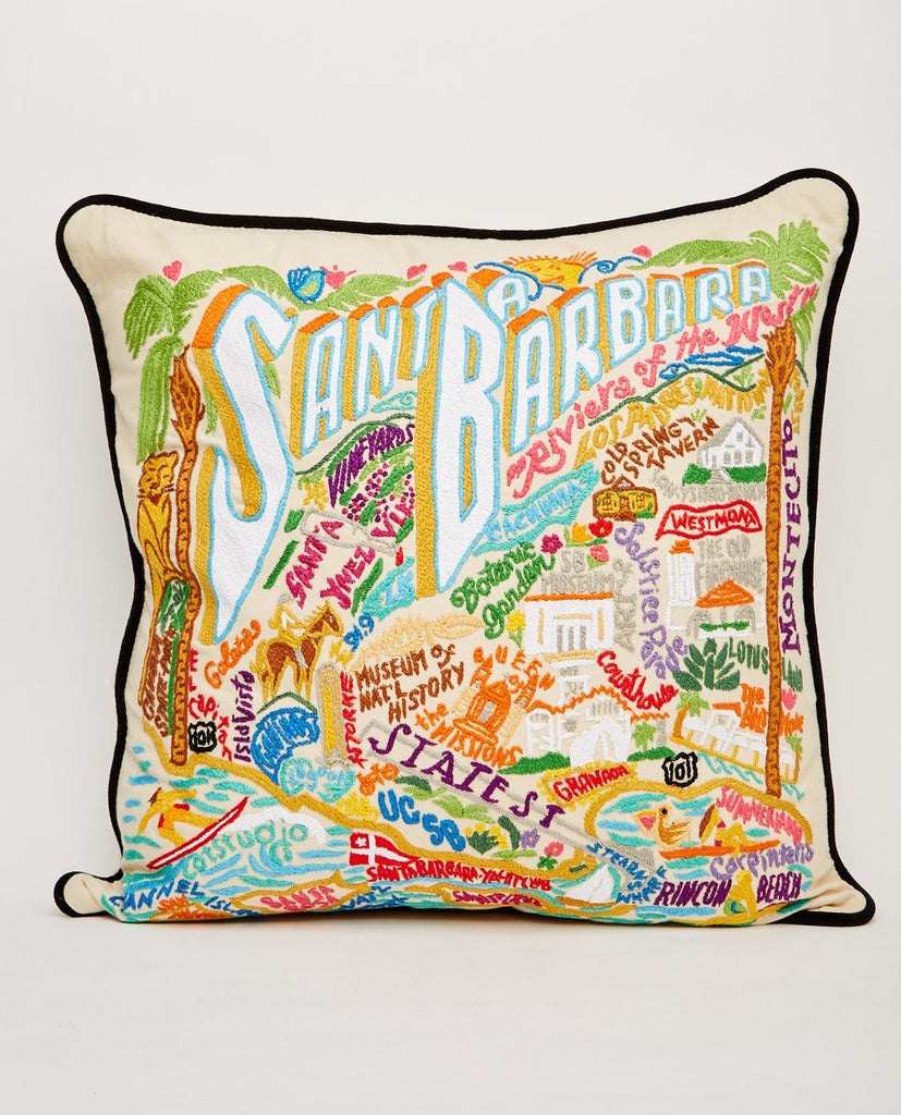CATSTUDIO SANTA BARBARA PILLOW
