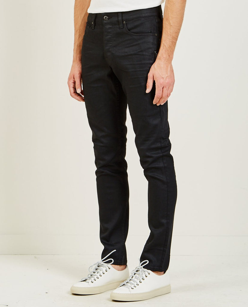 SARTOR RELAXED SKINNY JEAN WITH EXPOSED ZIPPERS-HUDSON-American Rag Cie
