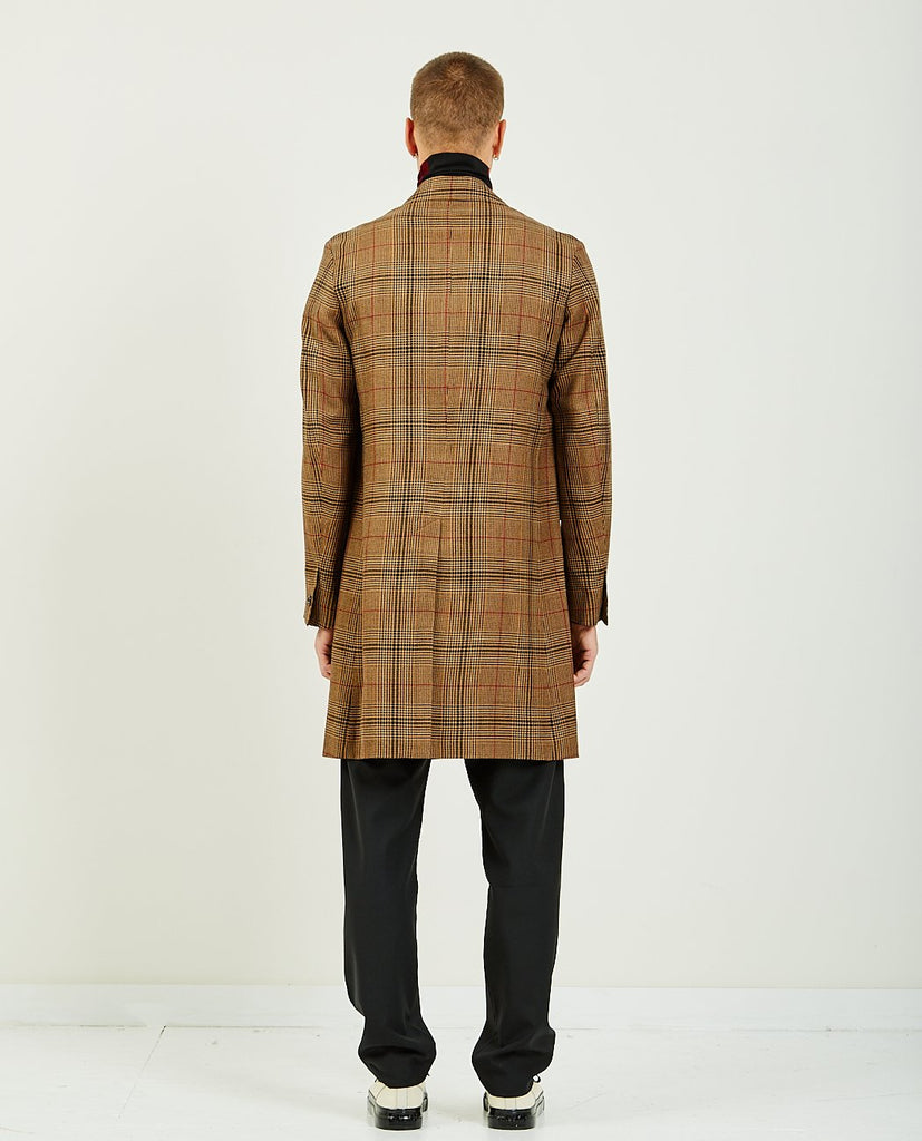 SB LONG WOOL COAT-BAND OF OUTSIDERS-American Rag Cie