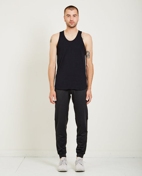 REIGNING CHAMP SCALLOPED TANK TOP