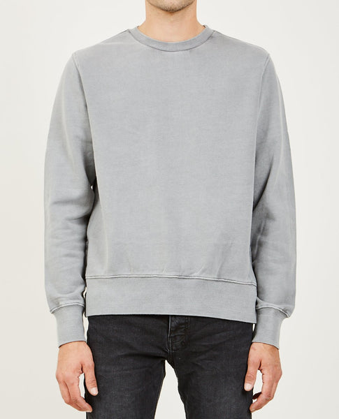 KSUBI SEEING LINES SWEATSHIRT GREY