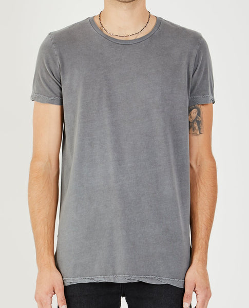 KSUBI SEEING LINES TEE GREY