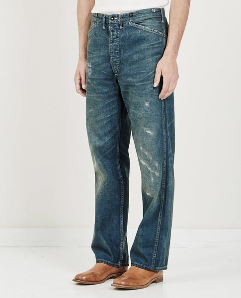 RRL SELVEDGE DENIM WORK PANT SWEETSPRINGS
