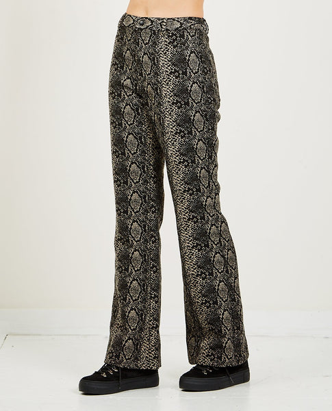 ANNA SUI Serpents Shimmer Pant