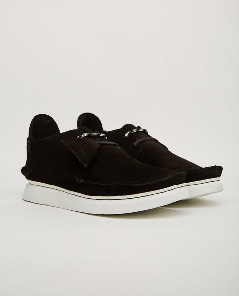 CLARKS ORIGINALS SEVEN BLACK