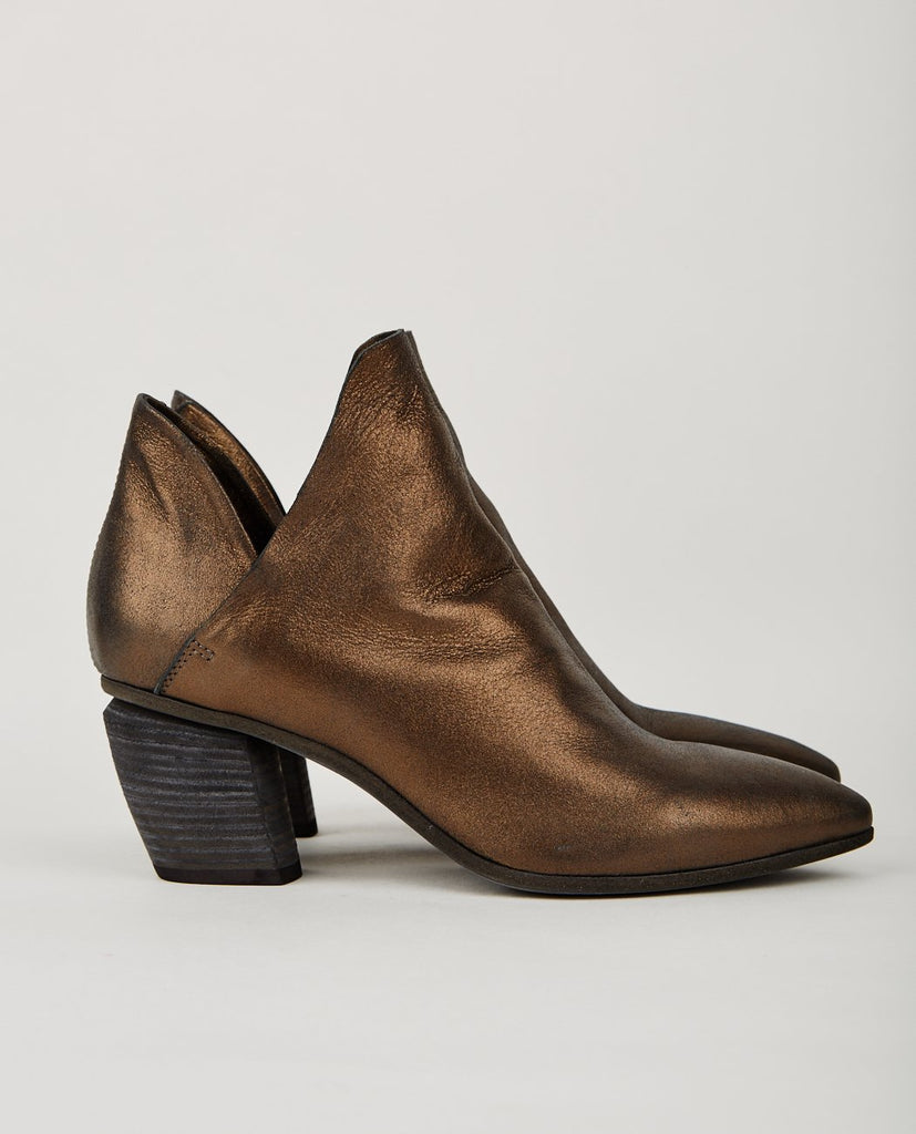 OFFICINE CREATIVE-SEVERINE BOOTIE CHIFFON GUNMETAL-Women Boots-{option1]