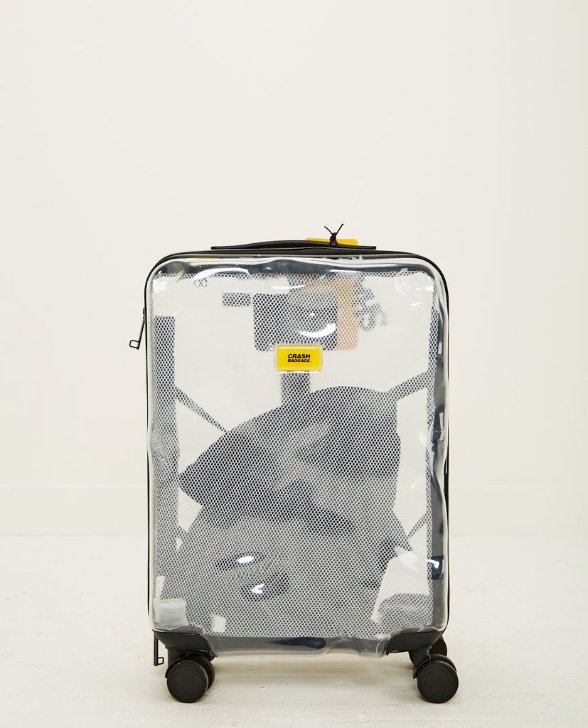 SHARE TRANSPARENT CABIN-CRASH BAGGAGE-American Rag Cie