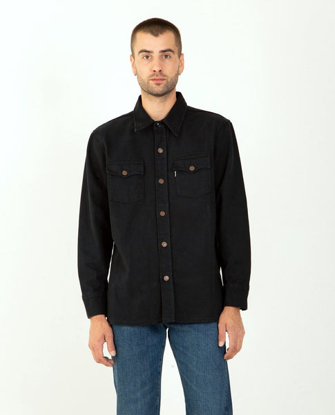 LEVI'S VINTAGE CLOTHING Shirt Jacket Caviar