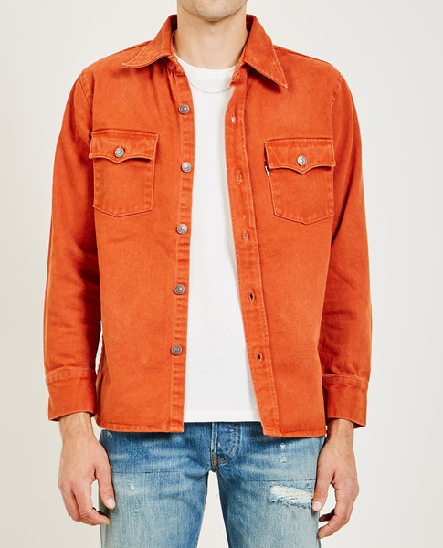 LEVI'S VINTAGE CLOTHING SHIRT JACKET