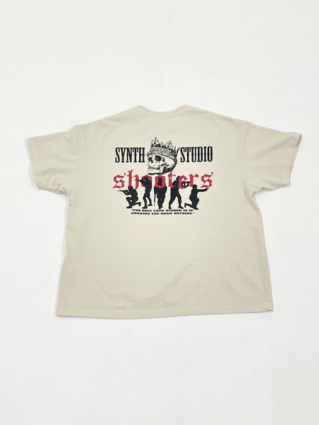 SYNTH Shooters Tee