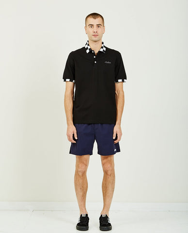 MALBON GOLF FISHER SHORT SLEEVE WOVEN