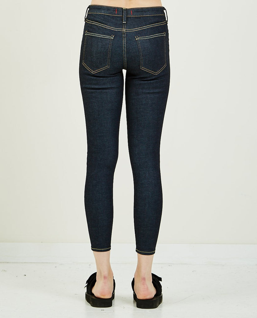 RED CARD-Sideway Rinse-Women Skinny-{option1]
