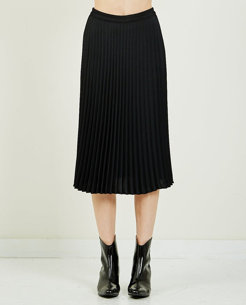 XIRENA SIENNA PLEATED SKIRT