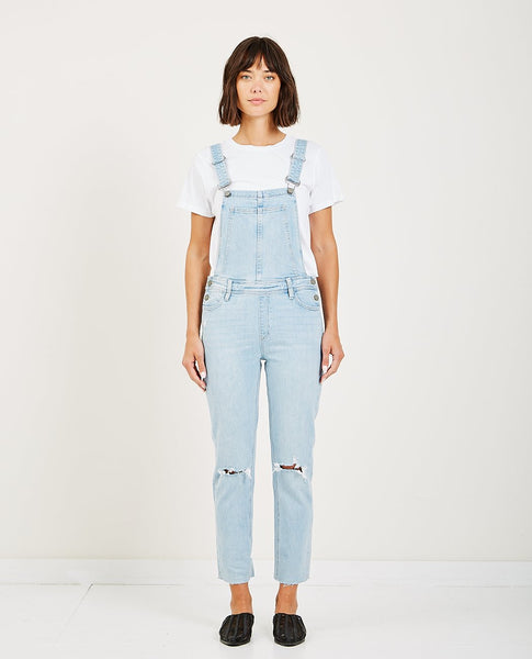 PAIGE SIERRA OVERALL LINDON DISTRUCTED