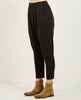 RAQUEL ALLEGRA-SIGNATURE JERSEY DROP CROTCH PANT-Women Pants-{option1]