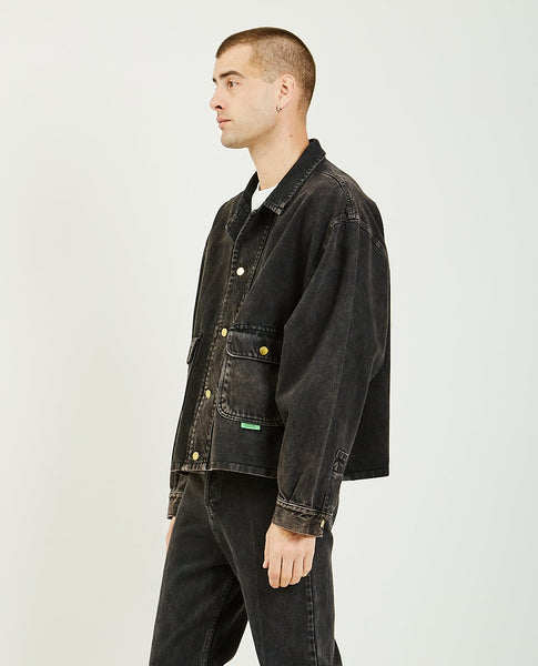 WILLY CHAVARRIA Silverlake Lapel Jacket