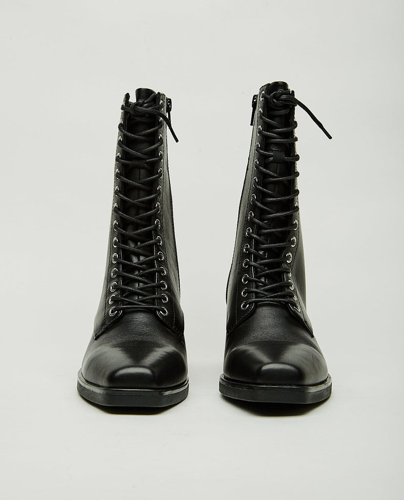 SIMONE LEATHER LACE UP BOOT-VAGABOND-American Rag Cie