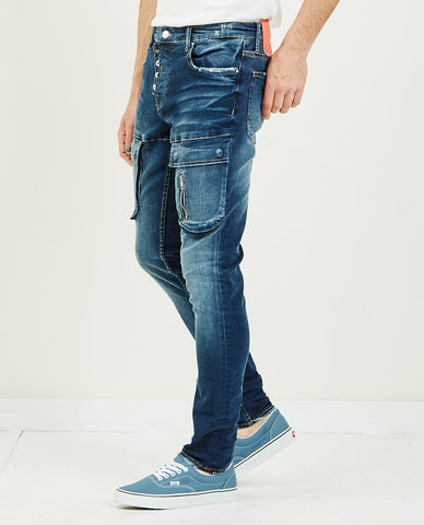 LEVI'S: MADE & CRAFTED 502 Jean Hippi